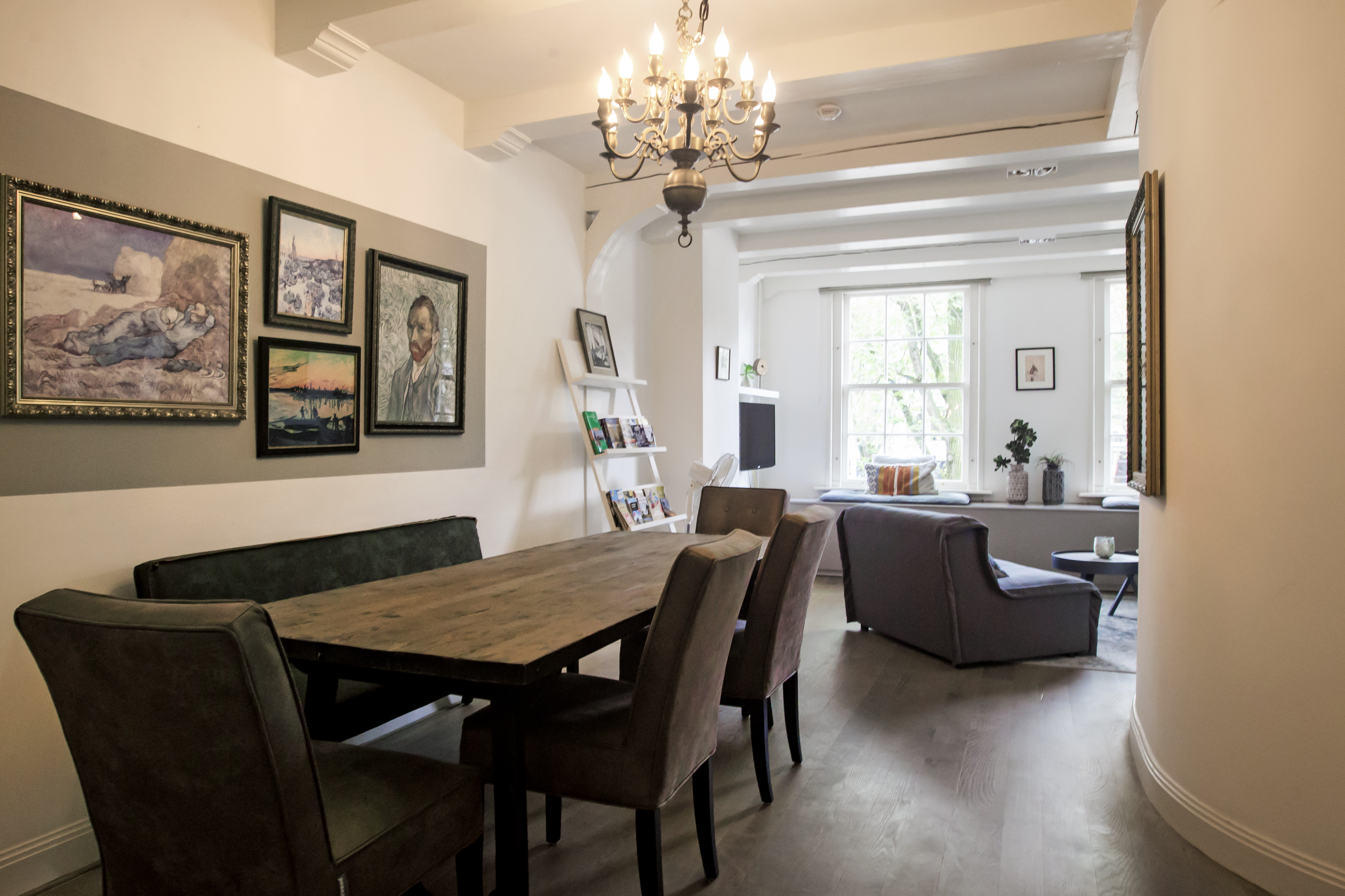 Sonnenberg Living and Dining