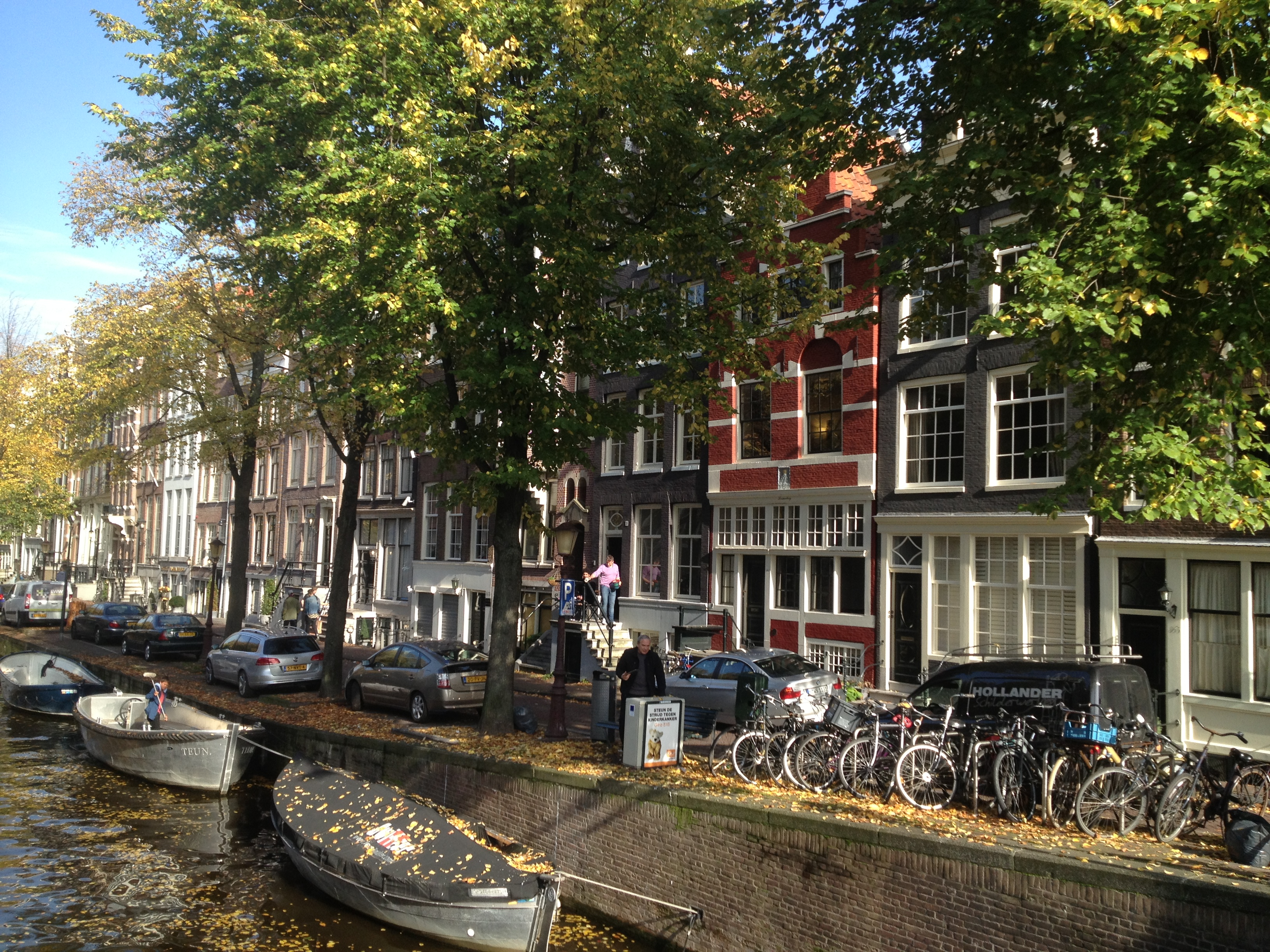 Sonnenberg on Herengracht Canal